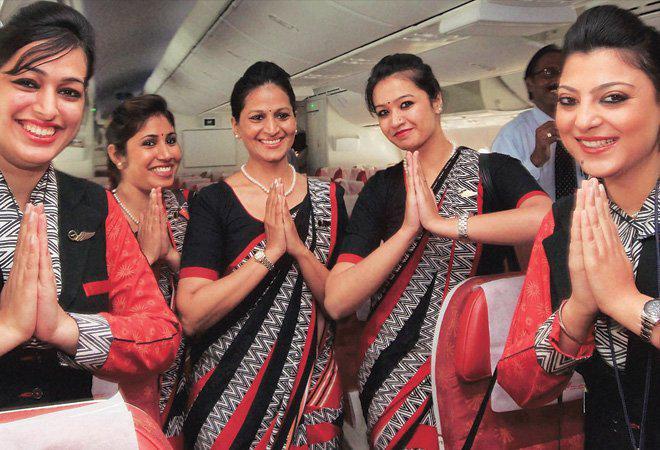 Assistente di volo troppo grassa? Air India ti lascia a terra.