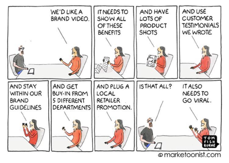 Advertising agencies' problems. #advertising #marketing #digitalmarketing #growthhacking #video #viralmarketing http://t.co/F3t1yVj9fF