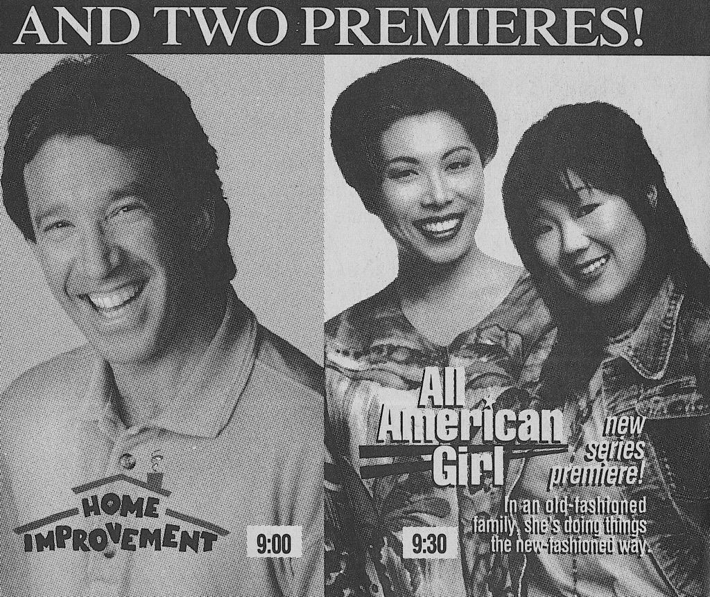 "All American Girl Movie retronewsnow on twitter: ""📺debut: the sitcom 'all-american"