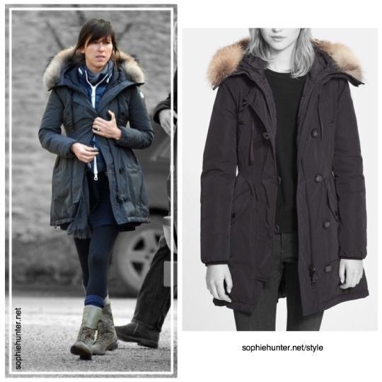 moncler arriette parka jacket