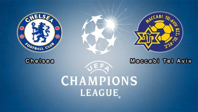 Chelsea-Maccabi Tel Aviv come vedere Streaming Gratis Diretta Champions