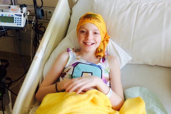 RETWEET HELP 13 Year old Sydney fight Lymphatic Cancer Slayer http://t.co/weKmerxBHa via her mom @Deannasenior http://t.co/kRAfviIfAU