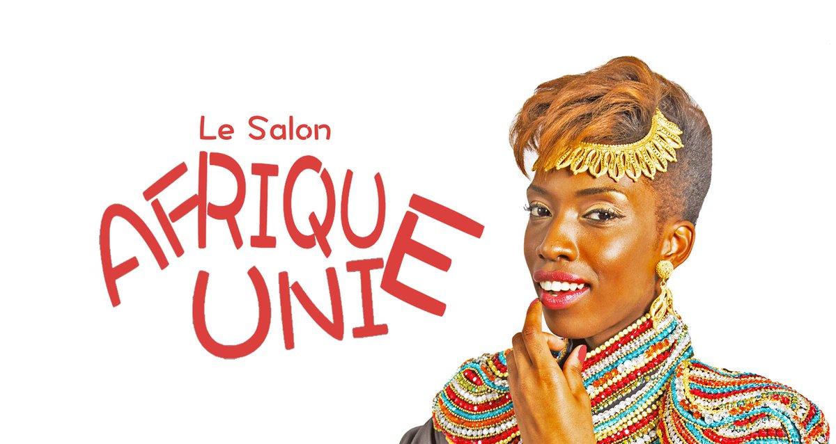 Chrystalix paris chrystalix twitter - Salon afrique unie ...