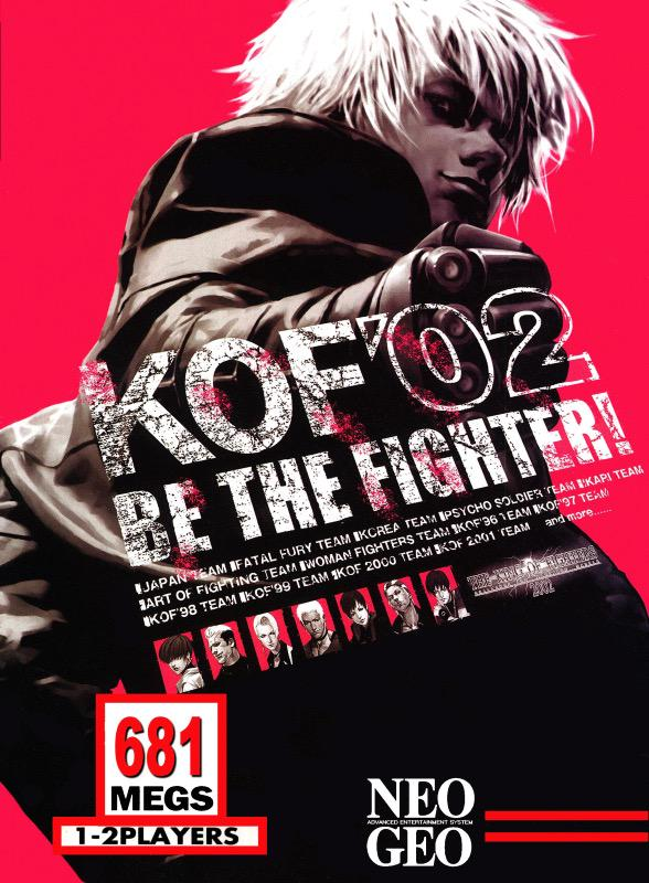 Cool Box Art On Twitter The King Of Fighters 2002 Neo Geo Snk 2002 Http T Co Pvoihjypgu