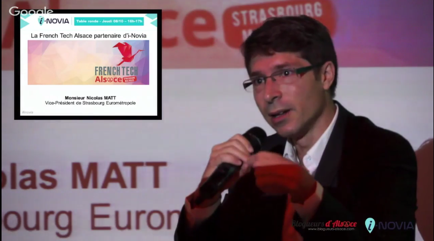 Mr Matt qui annonce le partenariat #inovia avec la @LaFTAlsace http://t.co/hTpKaDErTo