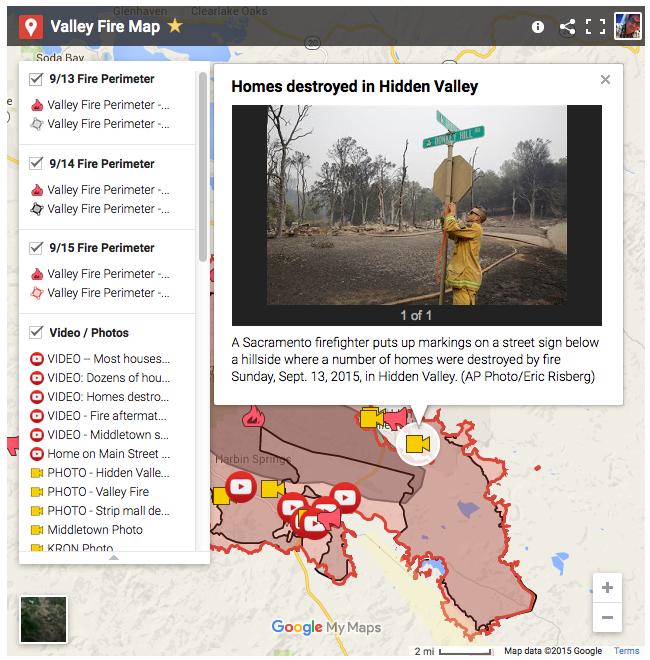 Kron 4 Fire Map.Kron4 News On Twitter Valleyfire Interactive Fire Map Videos