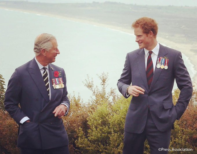 Retweet to wish Prince Harry a happy 31st birthday! #HappyBirthdayHRH