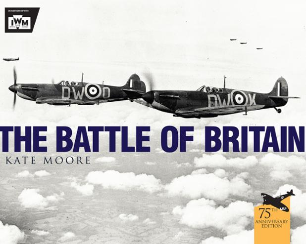 Retweet this for a chance to win 'The Battle of Britain' and 'Spitfire'. The winner will be announced tomorrow #BoB75 http://t.co/wmHYEIXE0B