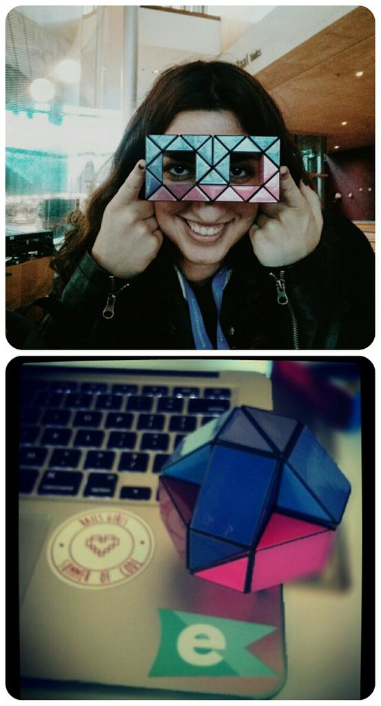 picture of our Rubik toy