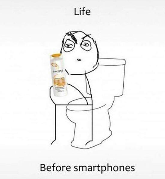 ชีวิต ยุคก่อนมีสมาร์ทโฟน http://t.co/swHBzpJa00