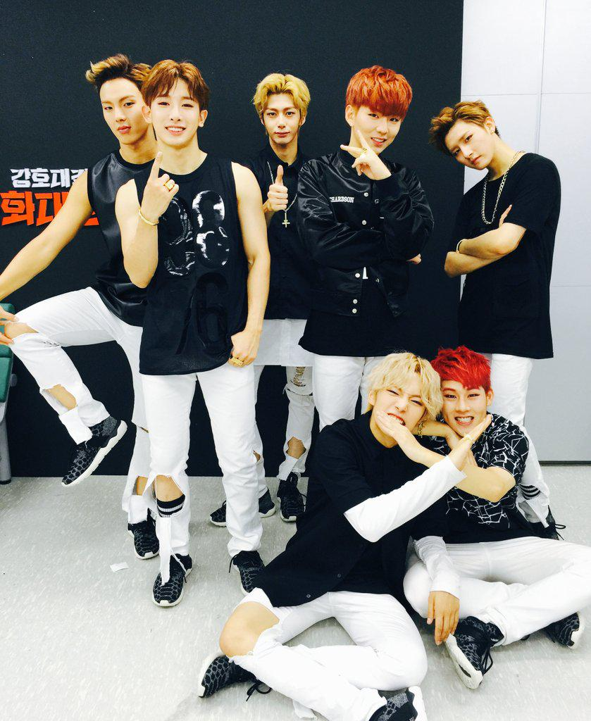 [#MONSTA_X] Many thanks to all of you! W...