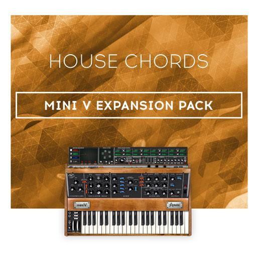 Arturia On Twitter Weve Designed House Chords A New Free Bank Of