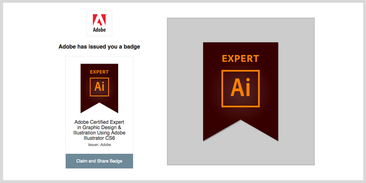 Meritt Thomas On Twitter Officially Received My Adobe Certified