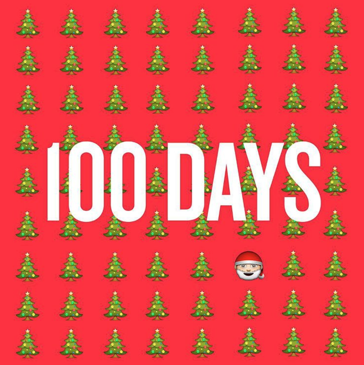 psa theres only 100 days until christmas