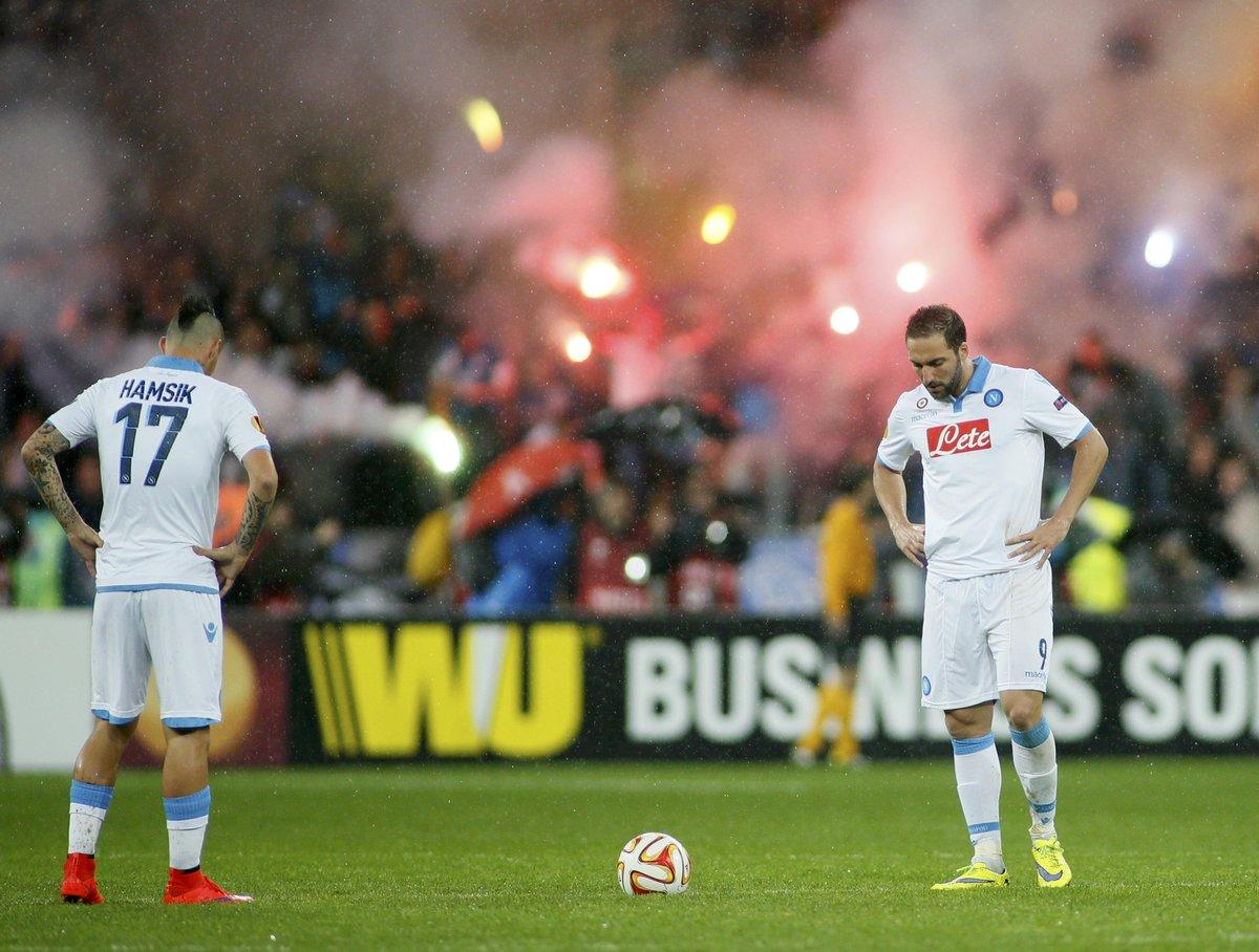 Rojadirecta NAPOLI-Club Brugge, info Streaming Gratis Diretta TV Europa League.