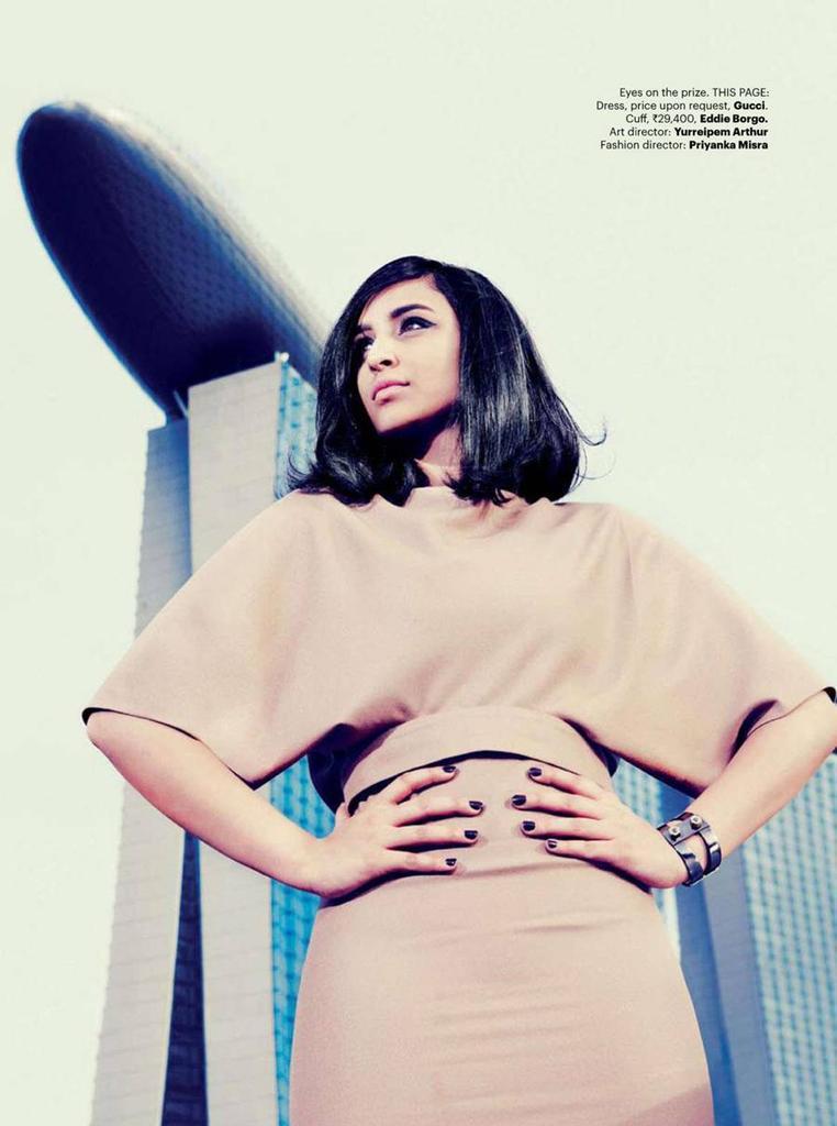 Picks parineeti chopra - Magazine cover