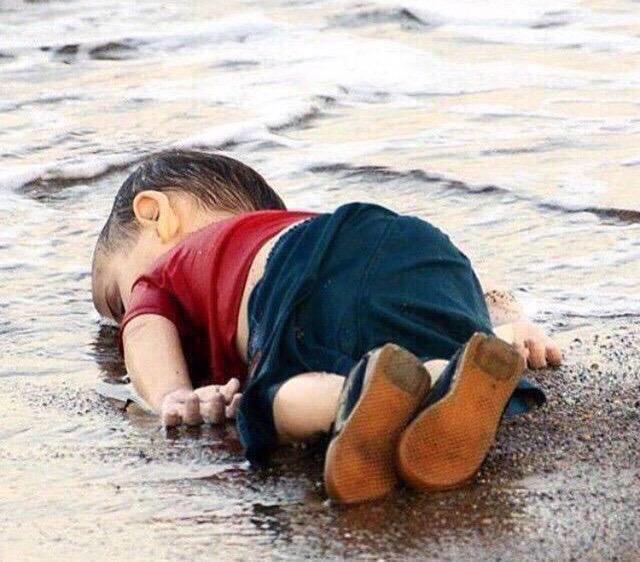 هربنا من كوباني بسبب داعش COA1owzVEAEUrP9
