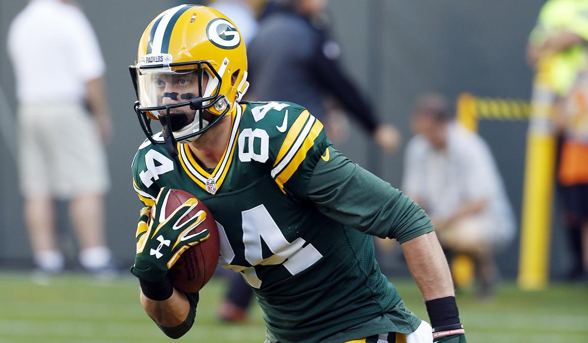 """Jerseys NFL Online - Green Bay Packers on Twitter: """"Jared Abbrederis ready for his NFL ..."""