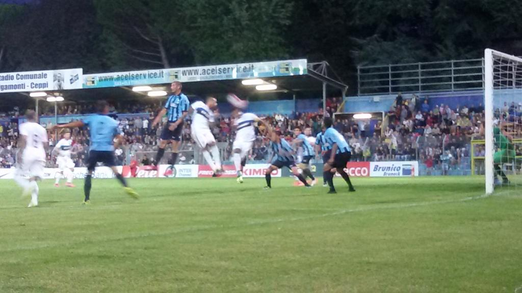 """Lecco-Inter: Risultato sorpresa e Mancini si """"lecca"""" le ferite. La replica web del match"""