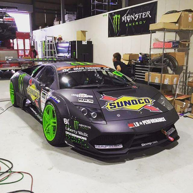 A diary on the progression of a @Lamborghini set for a big D1GP debut in Japan this weekend - http://t.co/d0Um9fQEgF http://t.co/1BvtYiQqfb