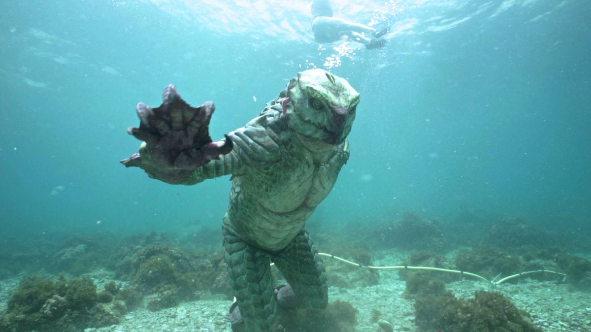 """New Practical Effects Monster Film """"Shallow Water"""" Seeks"""