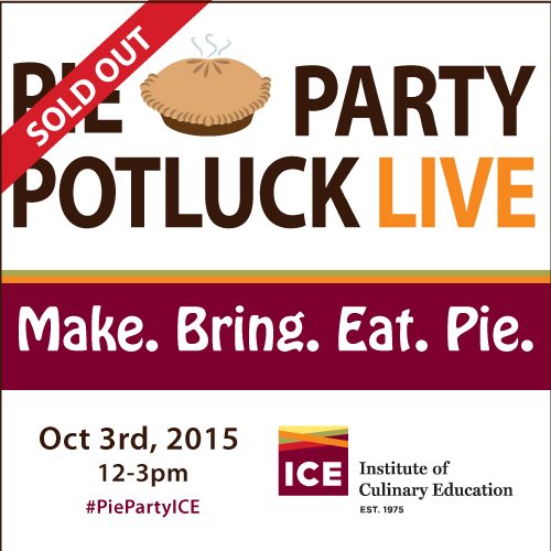 #PiePartyICE is SOLD OUT! Missed out? Get on the waitlist. @HungryRabbitNYC http://t.co/tBsyvwqU4X