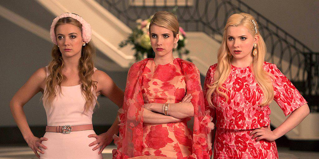 Calling it now: @screamqueens is going to be the most stylish show on TV. http://t.co/OjlURcMZiX http://t.co/LwaB3c9TSa