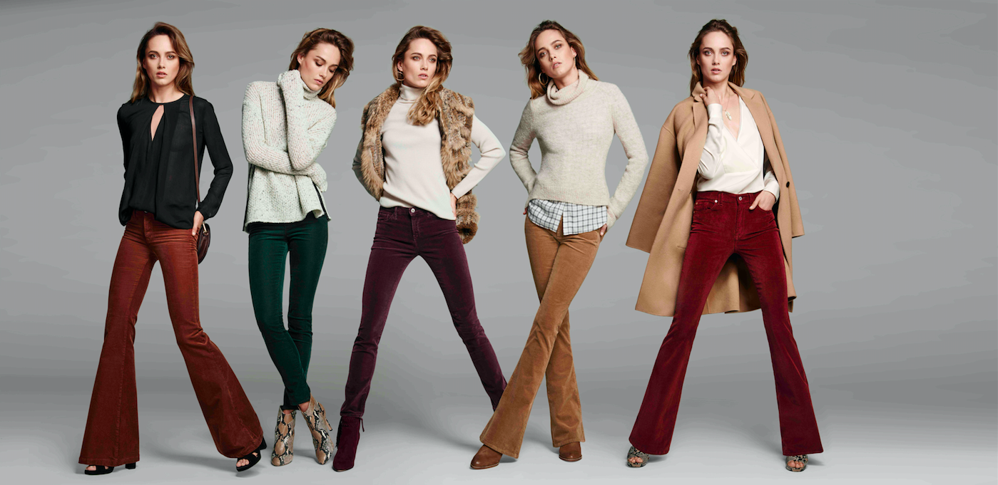 Trend alert: 70s-inspired corduroys in fall hues. Grab a pair & you're set to strut. http://t.co/hhl3BEdUZU http://t.co/pJJmbXpyfi