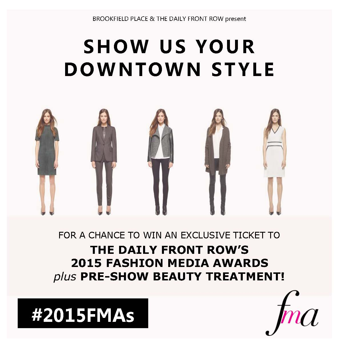 . @BrookfieldPLNY is giving you a chance to to win a ticket to the #2015FMAs! http://t.co/NIzATk71Cj http://t.co/T4KHu6IScr