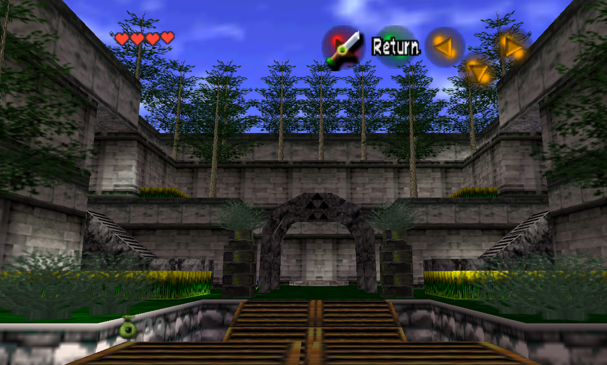 OOT MOD] Project Beta Triforce (Ura Zelda 3 0) | ZD Forums
