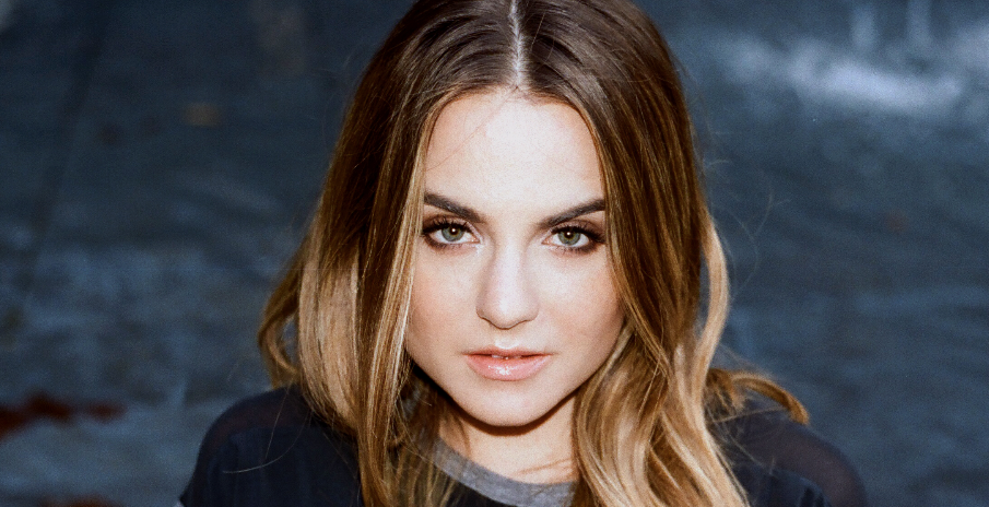We caught up with @iamjojo, and shot some pretty pics: http://t.co/GUrD9HXg4m http://t.co/QF1CGjvlvG