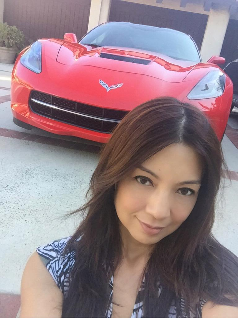 Photo of Ming-Na Corvette - car
