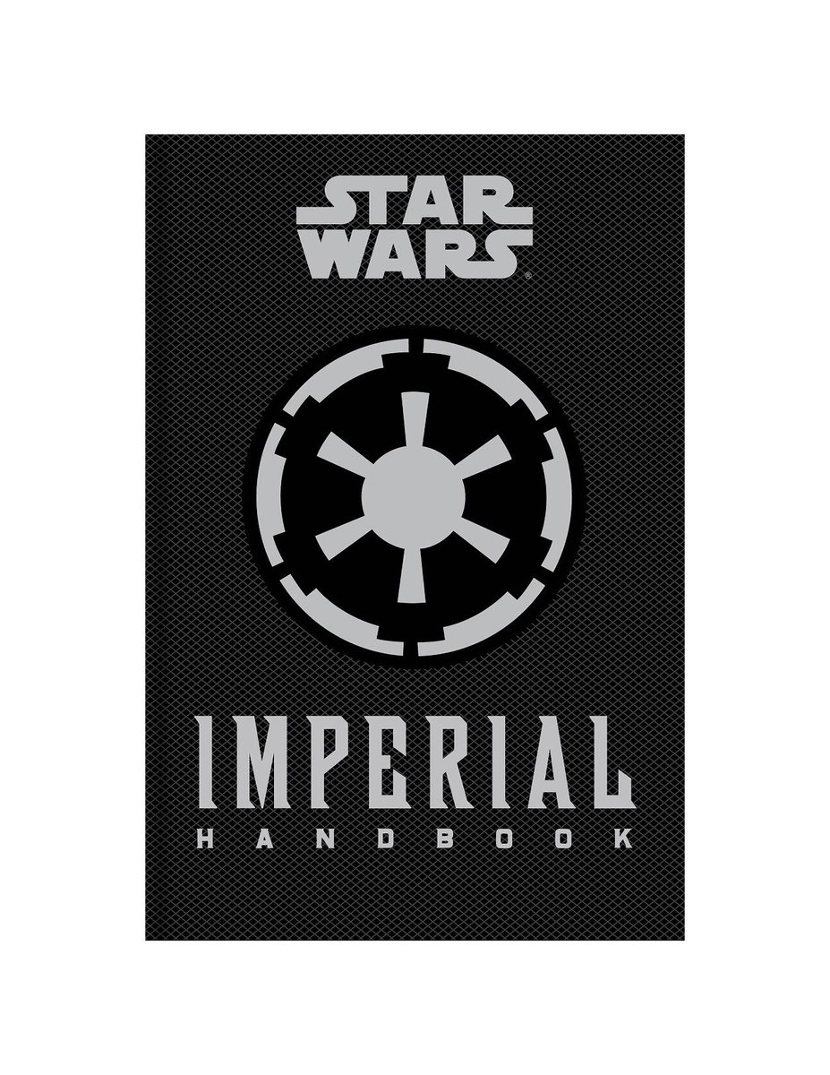 Happy #ForceFriday! #Win #StarWars Imperial Handbook just RT to enter. 2 available to UK only. Closes midnight 6/9 http://t.co/0ujWo4LBQG