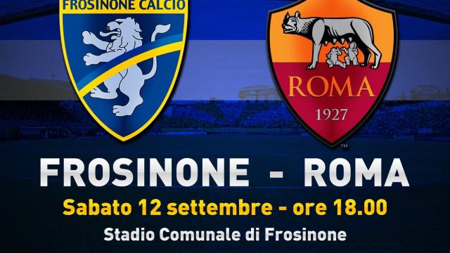 Frosinone-ROMA Rojadirecta info Streaming Diretta Live