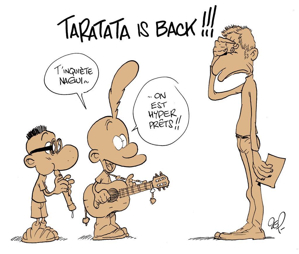 Le 20 oct #Taratata500 @Zenith_Paris et tous les mois @Taratata 100%Live @France2tv @franceinter #merci http://t.co/lBH16ssiom