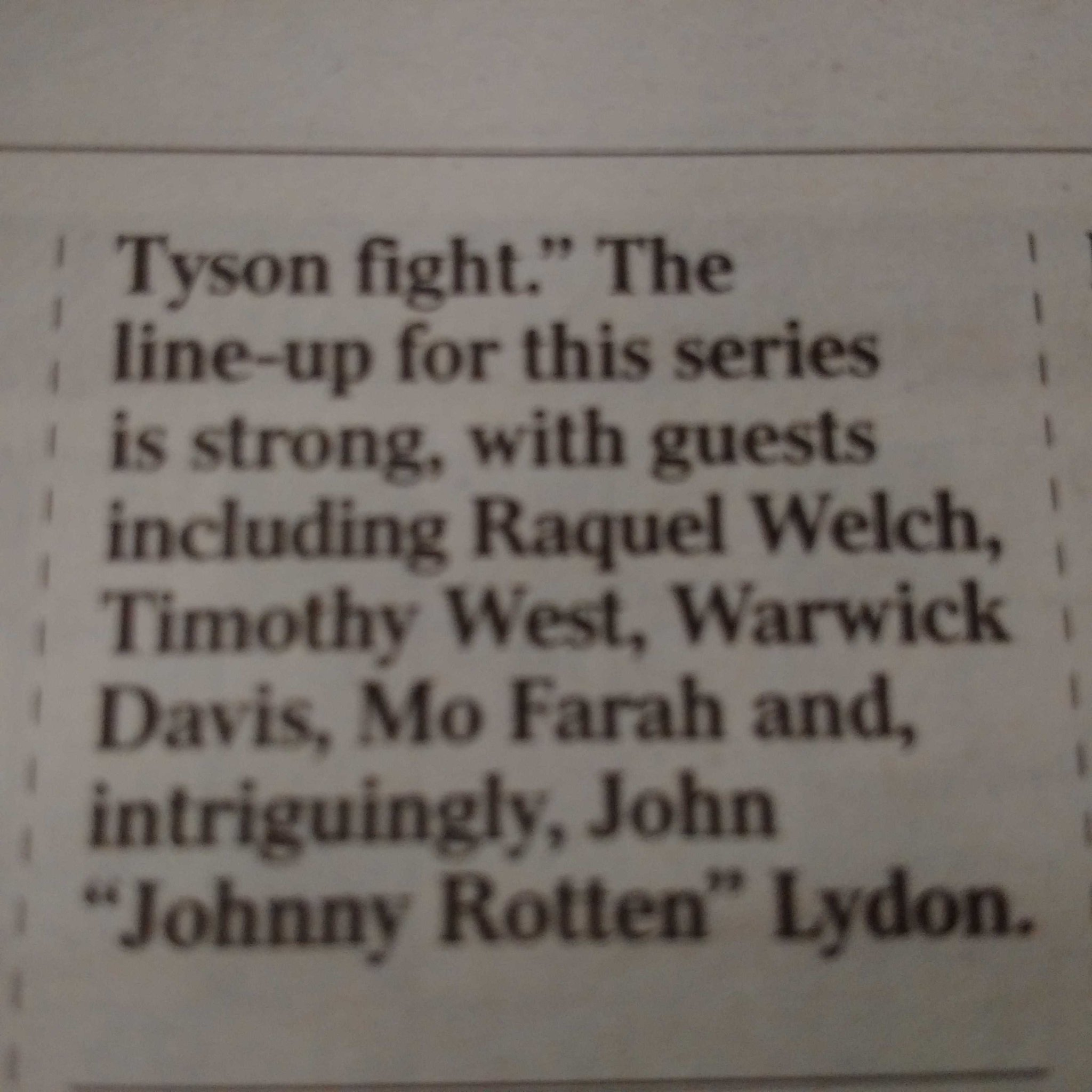 'The line up for this series is strong' - @thetimes verdict on Life Stories. ITV 9pm. http://t.co/34GeS9ZL6Q