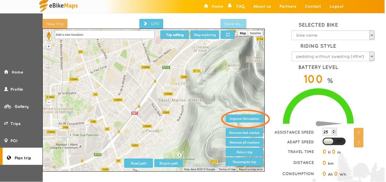 Ebike Maps, un nouveau calculateur d'itinéraire pour les véhicules électriques légers COCzigxWsAA7xBJ