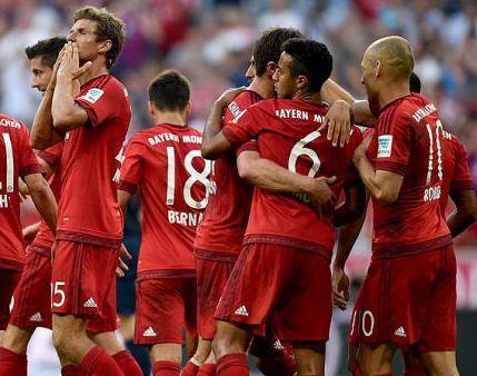 RojaDirecta: come vedere Olympiacos-Bayern Monaco Streaming Gratis Diretta Video Live.