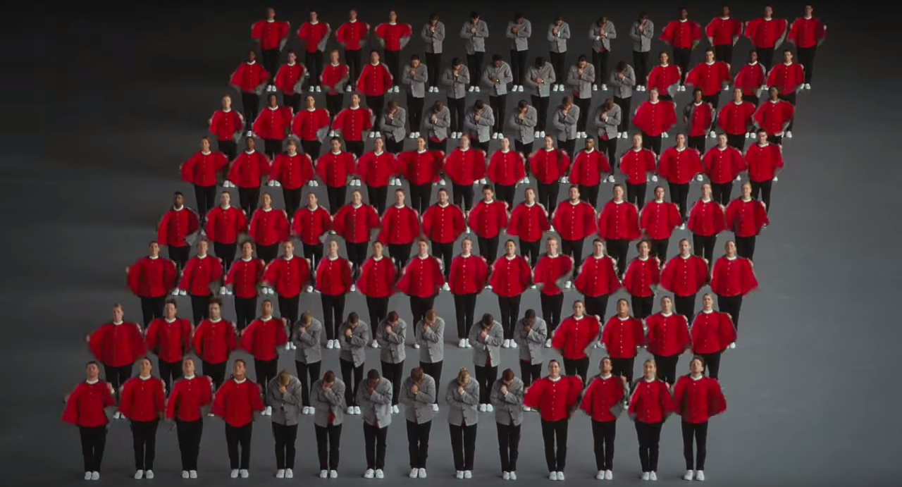 New ad from @Honda_UK encourages fans to take up the little-known sport of 'precision walking' http://t.co/qRr92kFLX1 http://t.co/Pmv3QSJppj