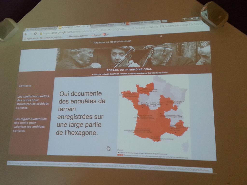 #rencontresPCIanost Nork dokumentatzen ditu Frantziako Estatuan egindako bilketak? #ondaremateriagabea http://t.co/vybyM7ERb0