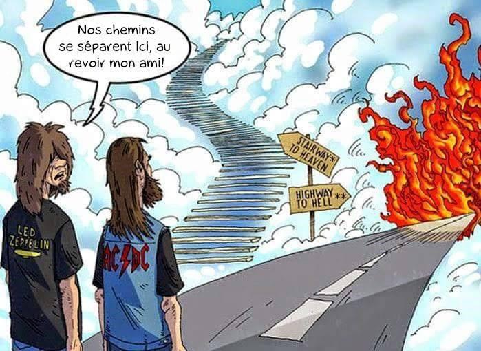 """Demotivateur on Twitter: """"Nos chemins se séparent ici...  http://t.co/6bMqGltyOK"""""""