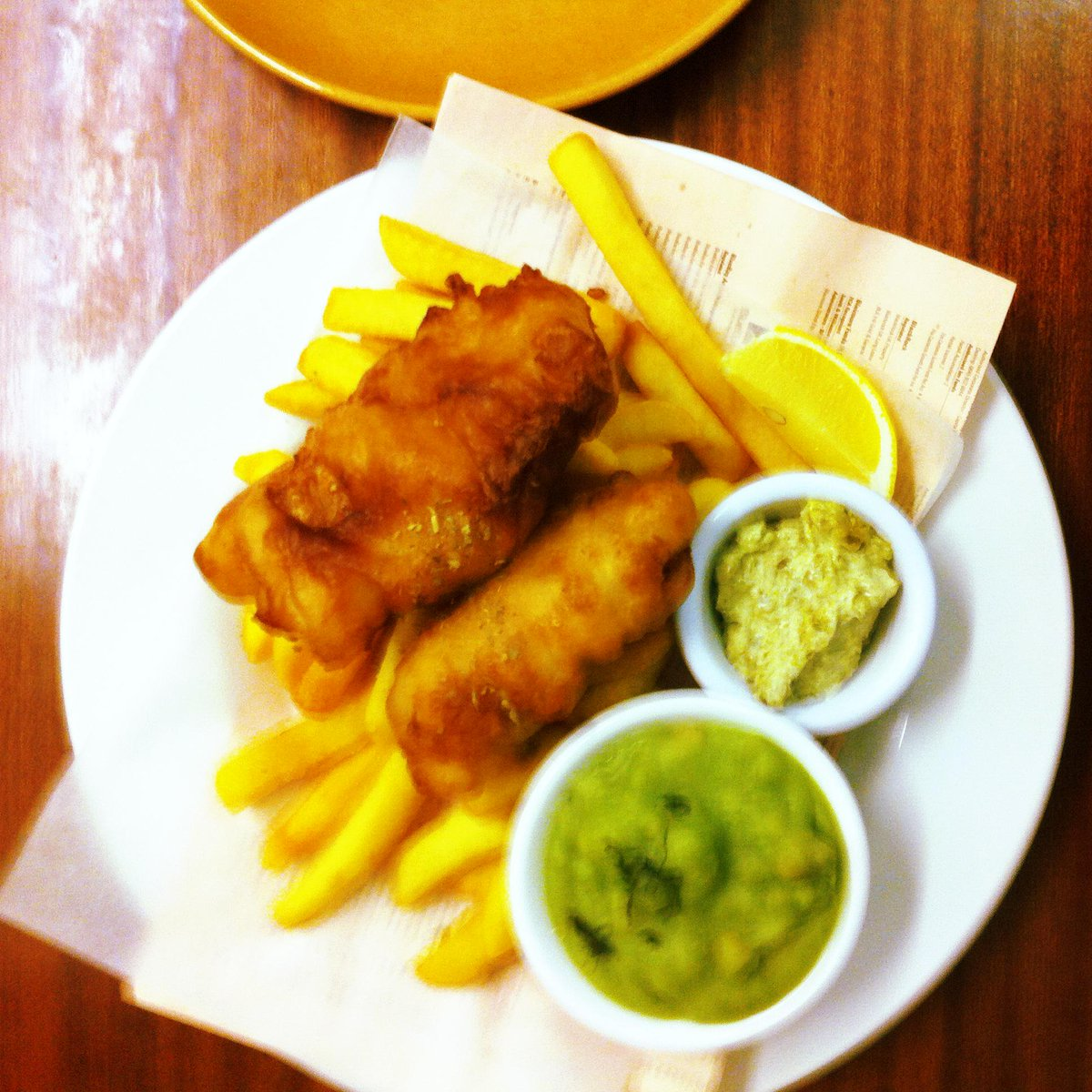 how to make fish and chips batter without beer