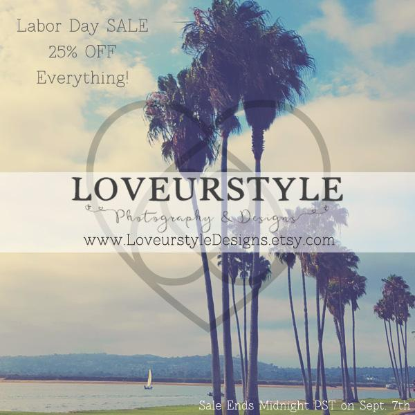 Loveurstyle template designs labor day sale