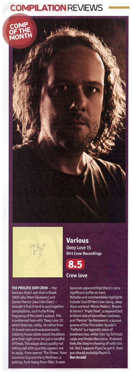 Compilation of the month on @DJmag is not too shabby :) Pre-Order - > http://t.co/s7VJQ9JHOP http://t.co/yv9q5X2MPL