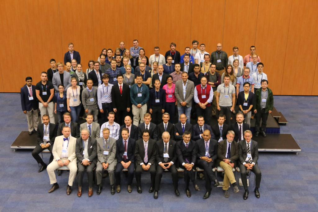 Copies of the group picture will be available soon for all EUREP15 residents #eurep15 http://t.co/XTbDt8CPDk