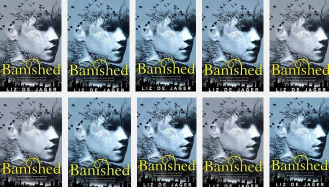 Hey fantasy fans- the ebook of BANISHED by @LizUK is just 99p till September 29th! Go go go! http://t.co/siXX5w38Pa http://t.co/qZWK7kgZkl