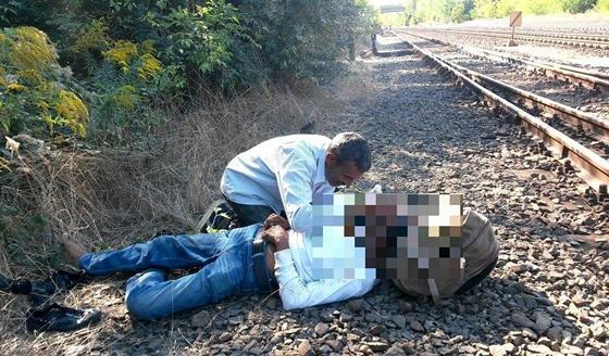 Refugee, died in Hungary today
