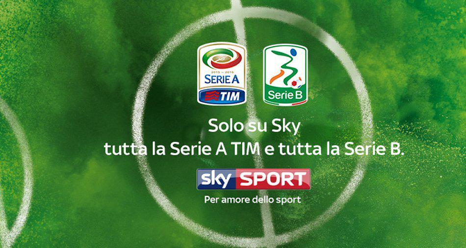 Partite Calcio Serie B in diretta tv streaming gratis con Sky.