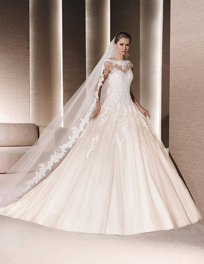 Cecile Brautmoden On Twitter Brautmode Lasposa 2016 Wedding