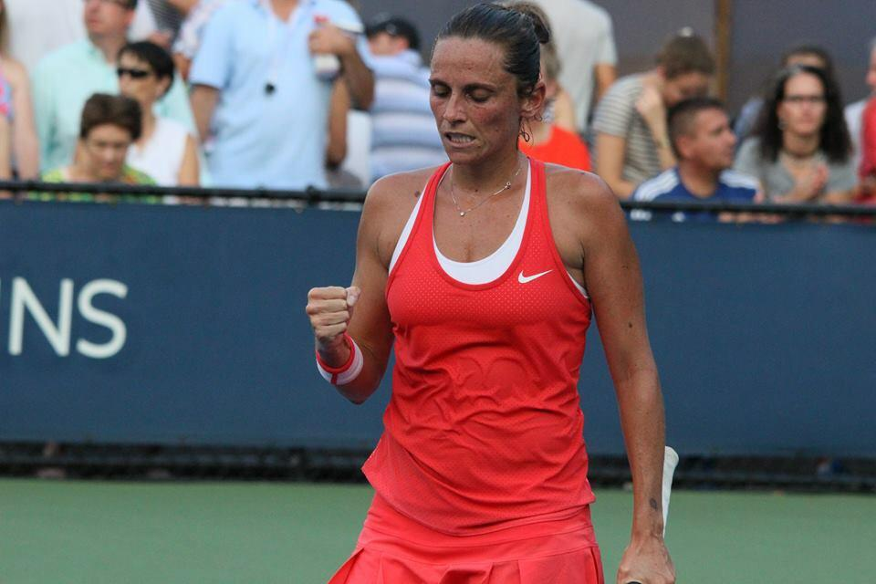 Tennis Us Open: info streaming Roberta Vinci vs Kristina Mladenovic, quarti di finale